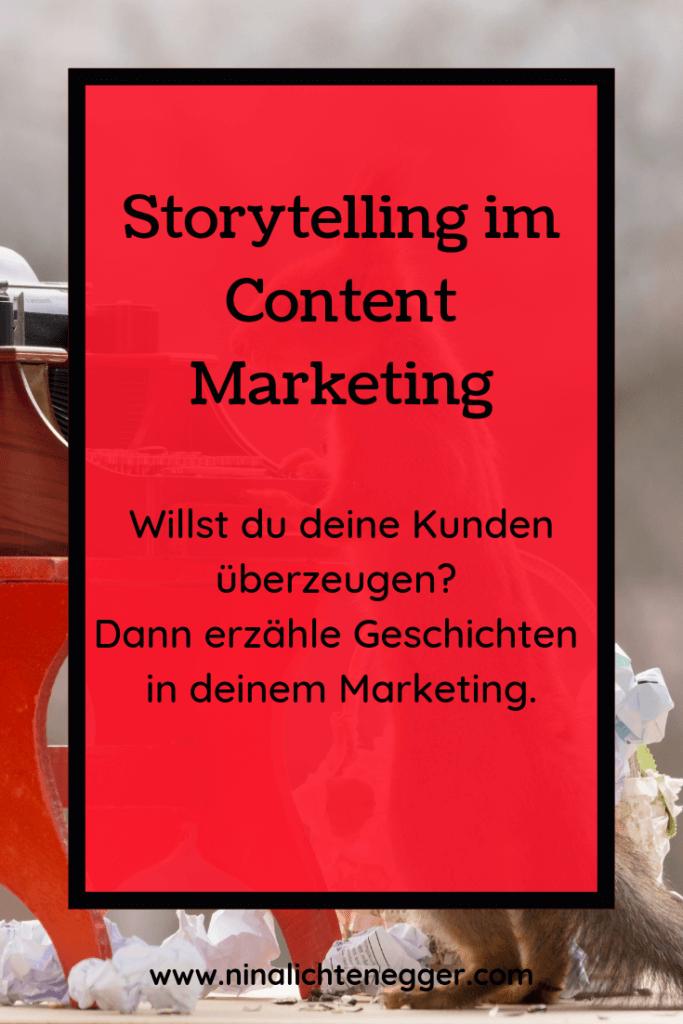 Storytelling im Marketing