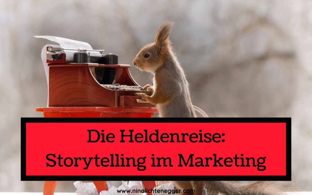 Die Heldenreise: Storytelling im Marketing